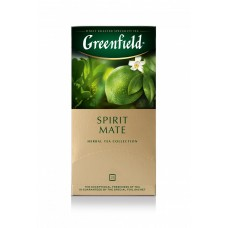 Чай травяной в пакетиках для чашки Greenfield Spirit Mate, 25*1,5 г