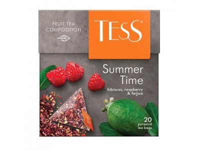 Чай травяной в пирамидках Tess Summer Time (Тесс Самма Тайм), 20*1,8 г