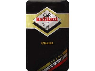 Кофе в зернах Badilatti Chalet (Бадилатти Шалет), 500 г