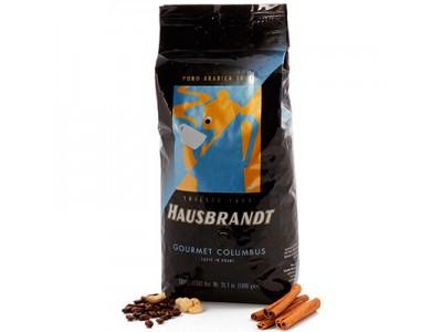 Кофе в зернах Hausbrandt Columbus (Хаусбрандт Колумбия), 1 кг