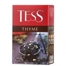 Чай черный листовой Tess Thyme (Тесс Тайм), 100 г