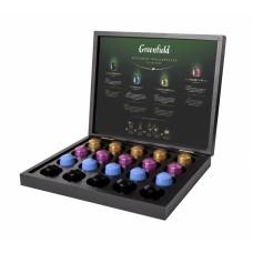 Чай в капсулах Nespresso Greenfield подарочный набор (Ассорти), 20*2,5 г
